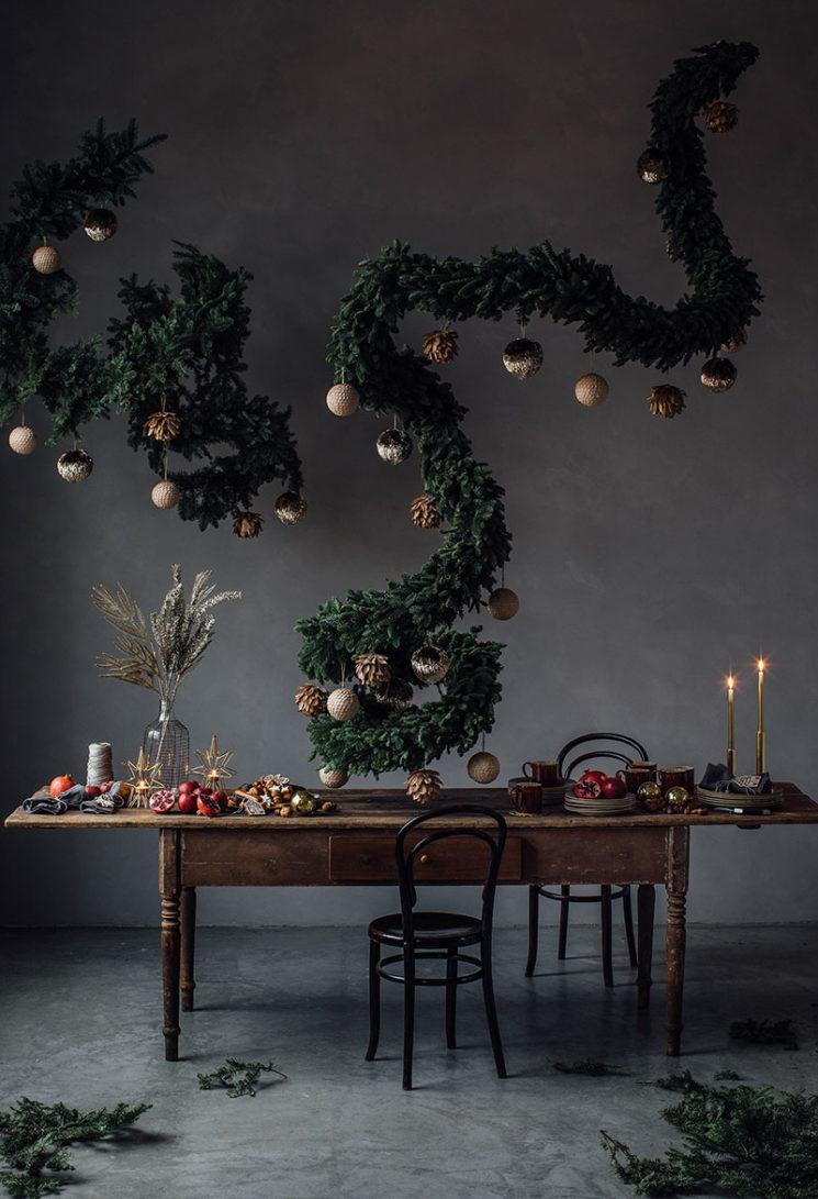 Extraordinaires installations végétales signées Mary Lennox + Our food story pour Zara Home 2019