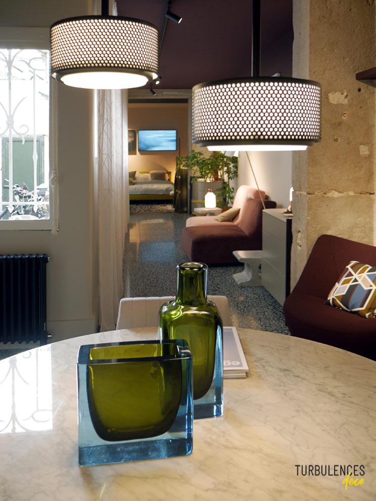 L'Appartement by Ligne Roset entre showroom et intérieur privé