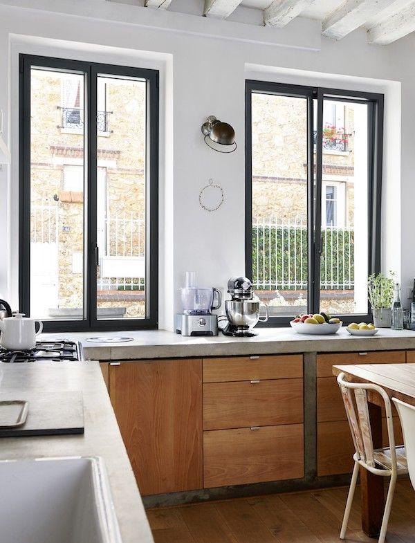 Lapeyre - Fenêtre Graphique en aluminium