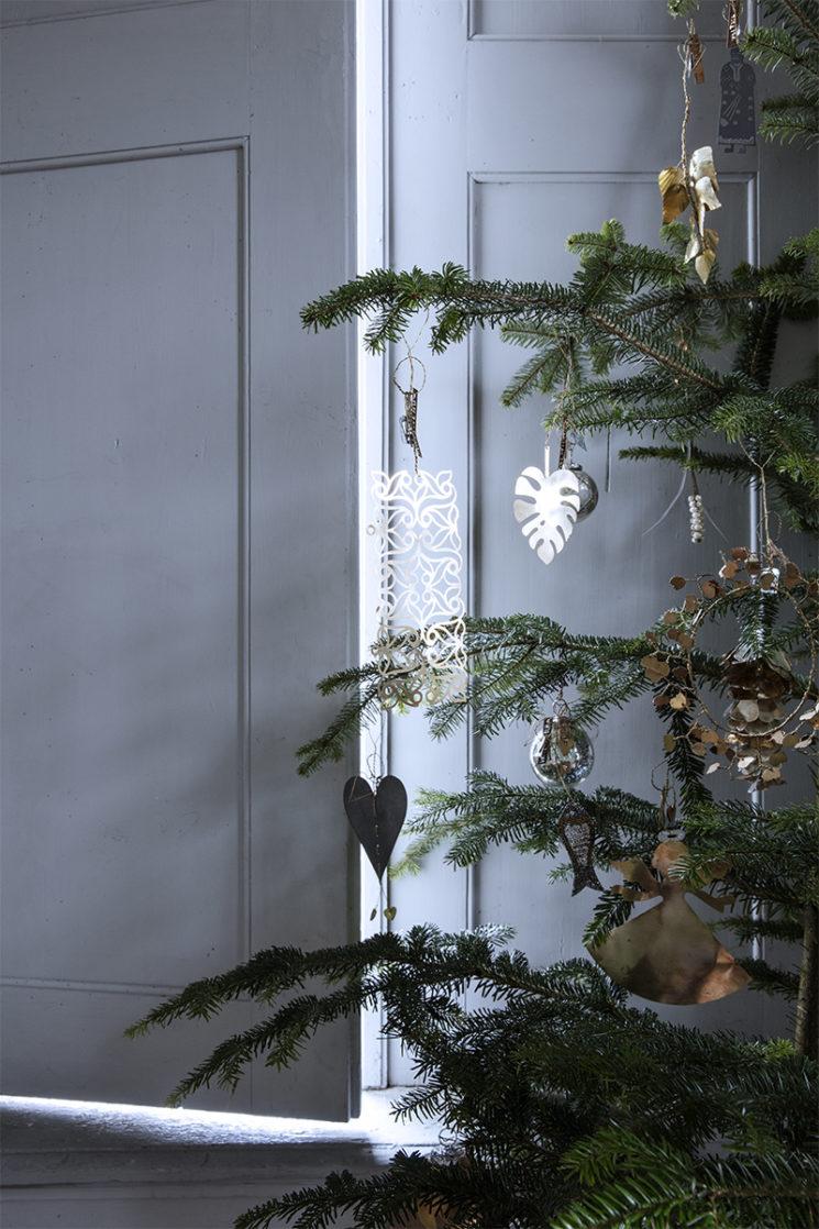 Sapin minimaliste - Catalogue de Noël 2019 de la marque danoise Walther&co