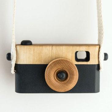 Appareil photo en bois - Boutique Craffox sur Etsy