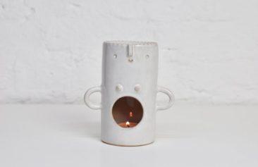 Brûleur d'huile, Léna sur la boutique Etsy Atelier Stella Ceramic