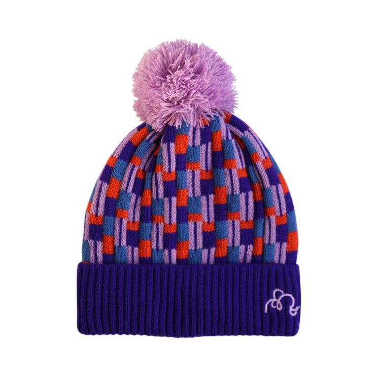Bonnet en laine, Dotty - Boutique Elly Dely Design sur Etsy