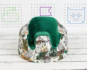 Siège de maintien en tissu pour bébé - Boutique Nuva Art sur Etsy