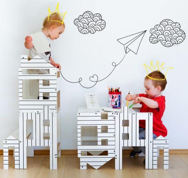 Table et chaise, jeu Montessori - Boutique Etsy Pa Papa