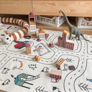 Tapis de jeu pour enfant, Aventure - Boutique PaPapa sur Etsy