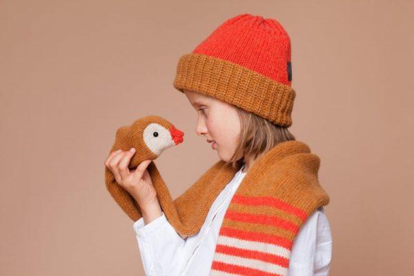 Echarpe canard pour les enfants - Boutique Nina Fuehrer sur Etsy