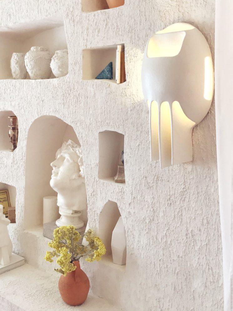 Le style méditerranéen à tendance French Riviera // Design Parade Toulon 2018 - Projet Grotto signé Kim Haddou et Florent Dufourcq