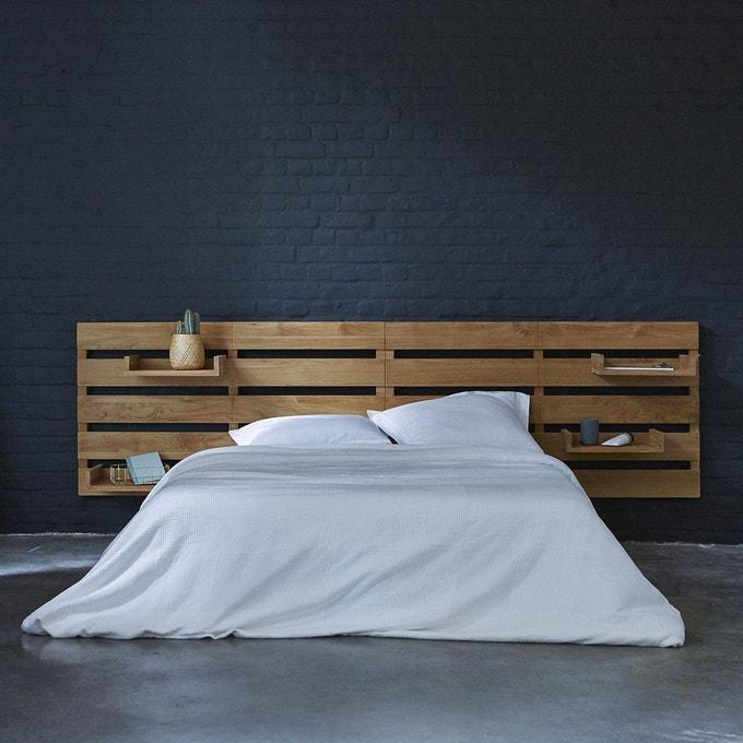 Tête de lit en teck, Urbain - Tikamoon