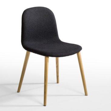 Chaise flanelle, Kirty sur Ampm