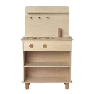 Cuisine enfant en bois, Toro, design : Trine Andersen pour Ferm Living