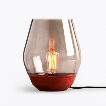 Lampe à poser, Bowl - design : Knut Bendik Humlevik - New Works