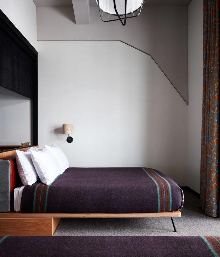 Ace hotel à Kyoto // Entre design japonais et californien