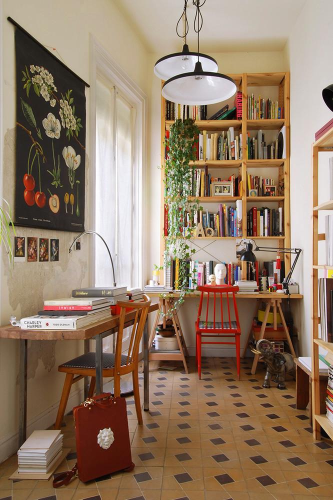 L'intérieur de bric et de broc, mais design du designer Andrés Gallardo, moche ou pas moche ?