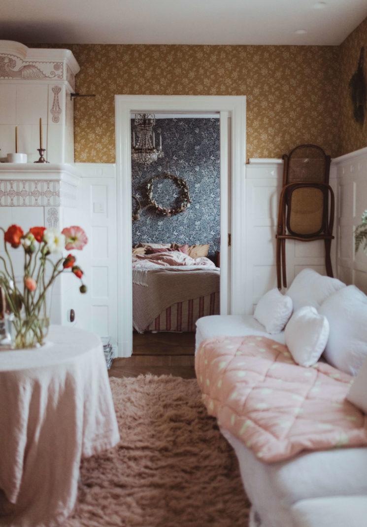 L'intérieur de style suédois de la blogueuse Emma Johansson, moche ou pas moche ?