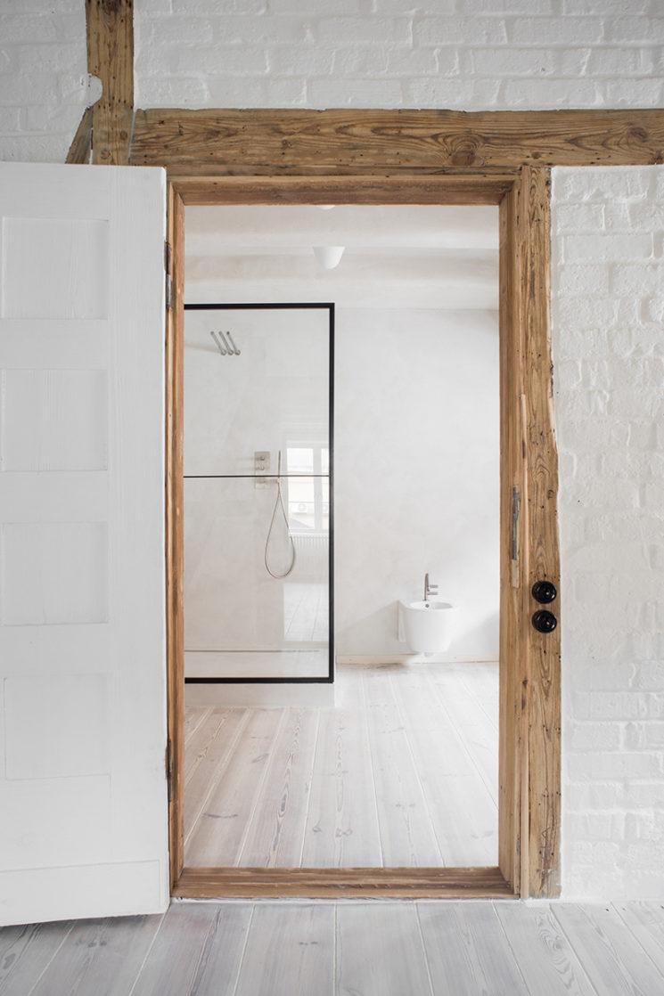 Esprit rustique moderne minimaliste // House from 1923 - Loft Kolasinski