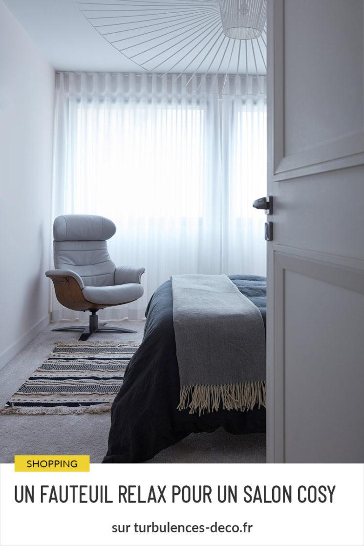 Où trouver un fauteuil relax design et confortable ?