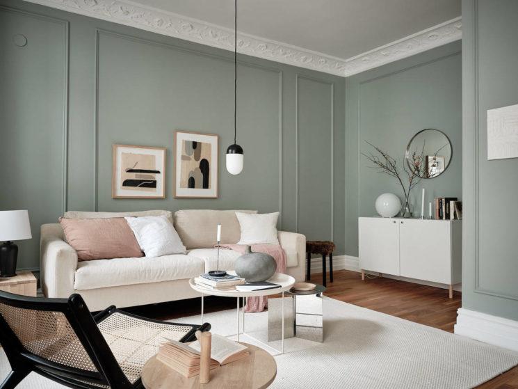 L'intérieur style scandinave de cet appartement en vente sur un site immobilier suédois, moche ou pas moche ?