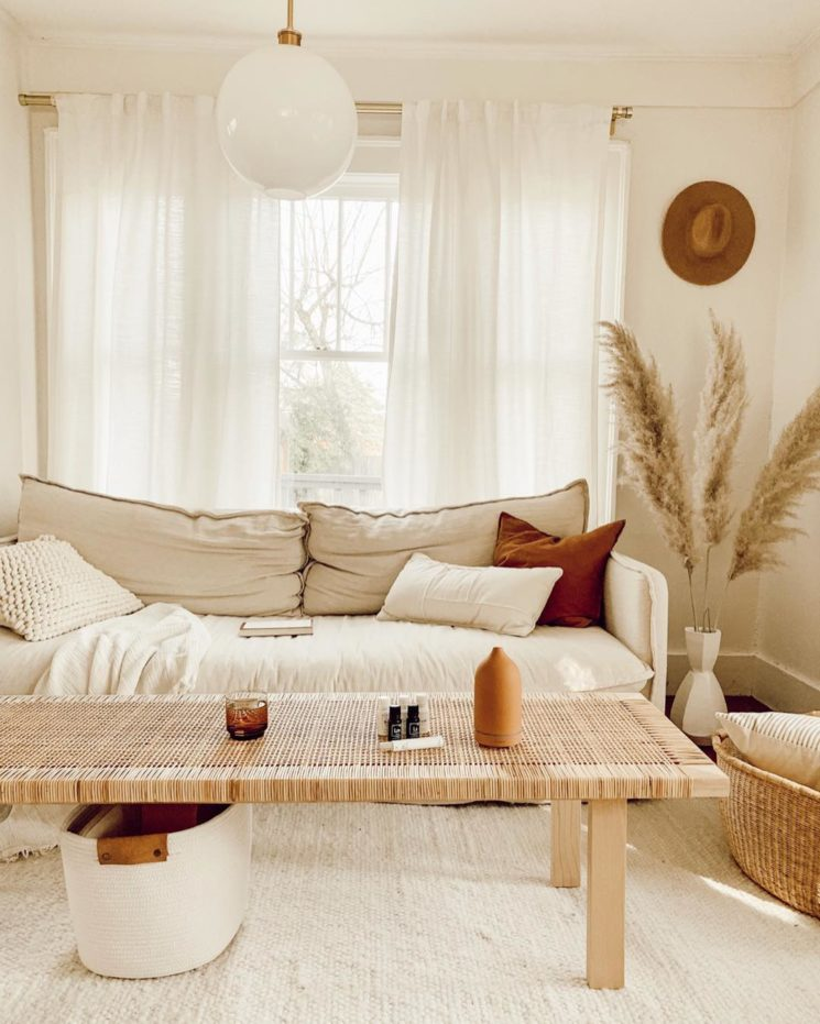 Adopter le cannage en déco // Styling Ezz Wilson