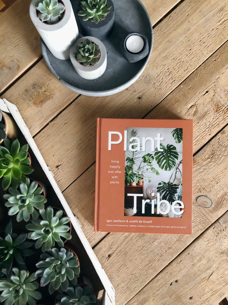 Plant Tribe – Living Happily Ever After with Plants d'Igor Josifovic et Judith De Graaff