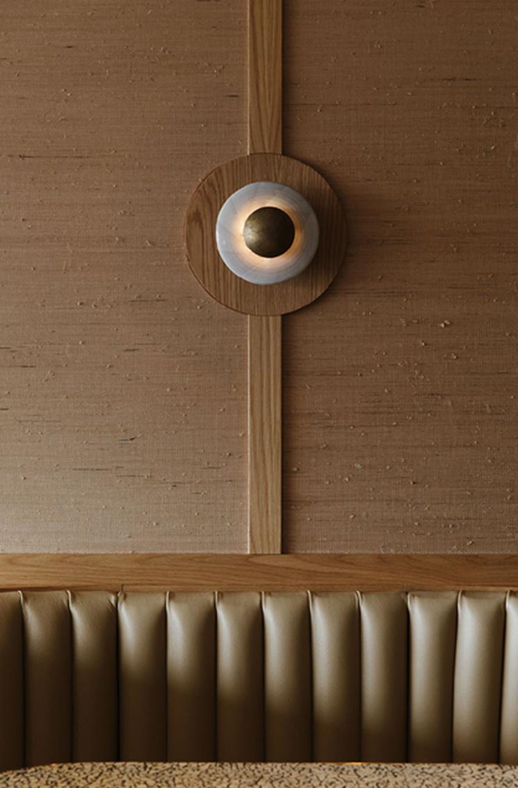 Restaurant Viet Next Door - Design intérieur :Genesin Studio