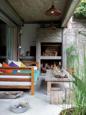 Vivre dedans /dehors || Le jardin en ville de l'architecte Sebastián Koltan