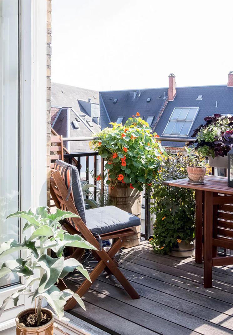 Végétaliser son balcon pour en profiter pleinement