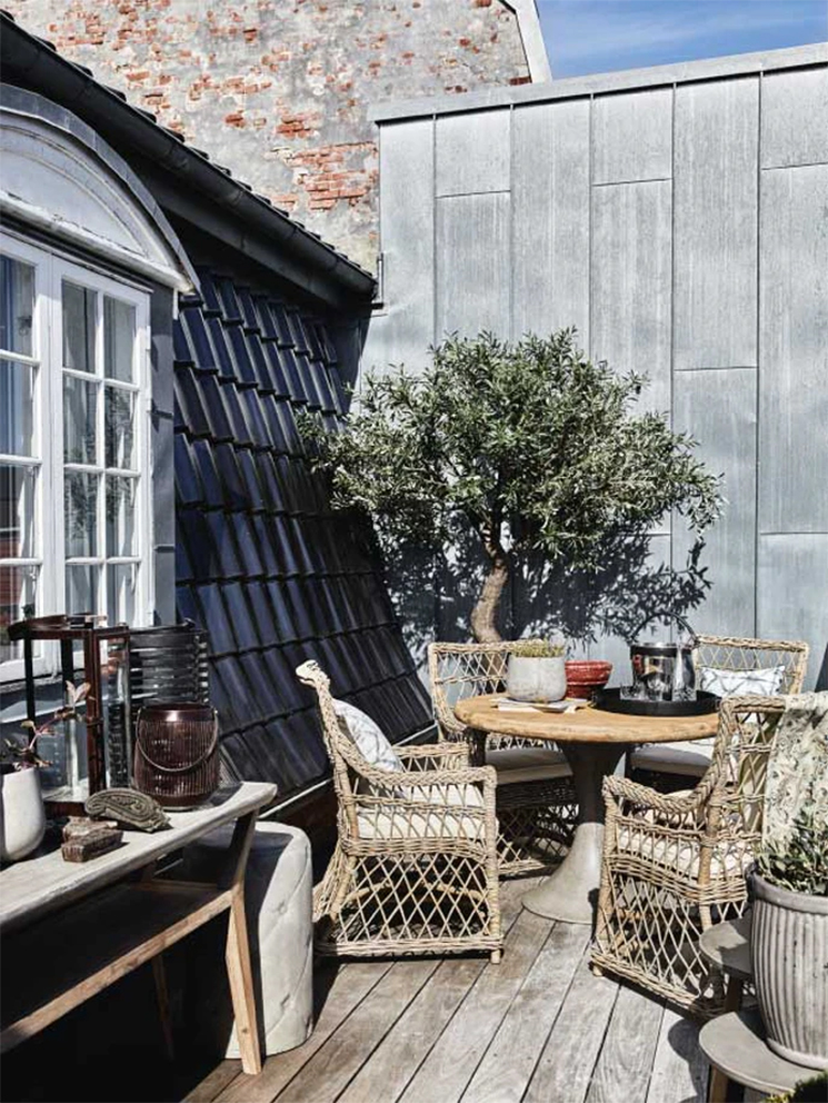 6 Idées et pistes déco pour aménager un balcon plein de charme