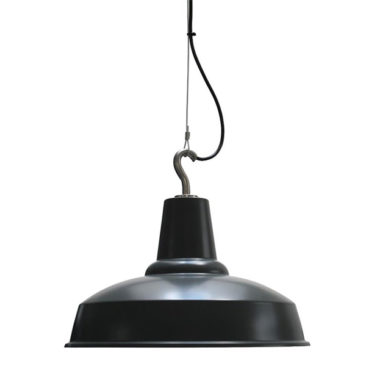 Suspension outdoor en acier, Hook, design : Sune Jehrbo pour Eleanor Home