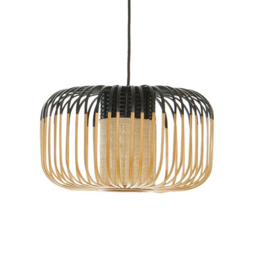 Suspension outdoor en bambou, Bamboo, design Arik Levy pour Forestier