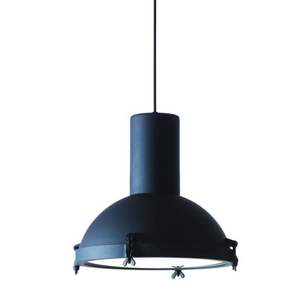 Suspension d'extérieur aluminium, PROJECTEUR 365, design : Le Corbusier pour Nemo