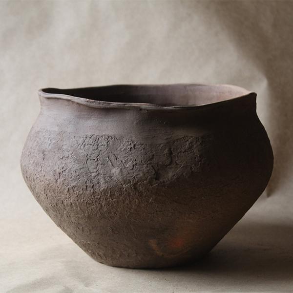 Pot traditionnel en céramique de terre cuite slave sur la boutique Etsy ShernaCeramica