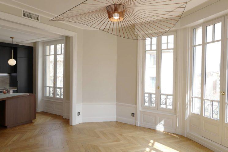 RS.D Agencements de caractère à Lyon // Projet Vitton - Rénovation complète d'un appartement