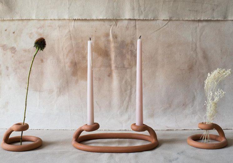 Virginia Sin, une approche design de la céramique // Chandeliers