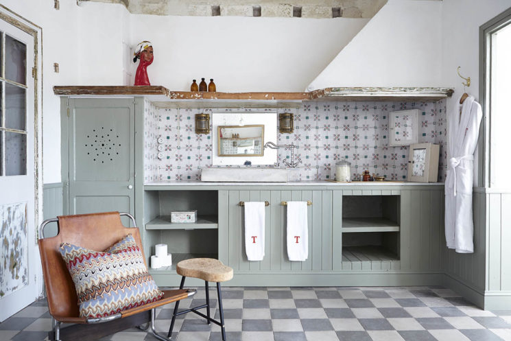 """La maison d'hôtes Casa Telmo à Minorque, esprit """"maison de famille"""" // Studio Quintana Partners"""