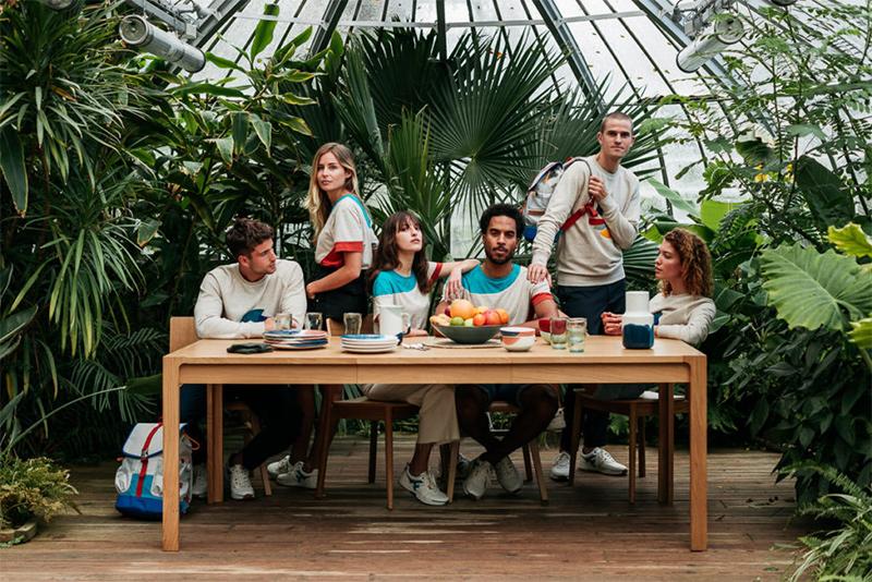 Été 2020 - Collaboration Habitat + Faguo, collection d'objets design pour la maison et lifestyle