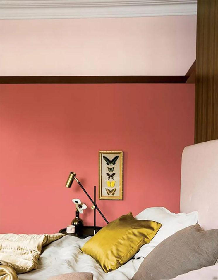 10 idées déco pour une chambre à coucher stylée // S'amuser avec la peinture
