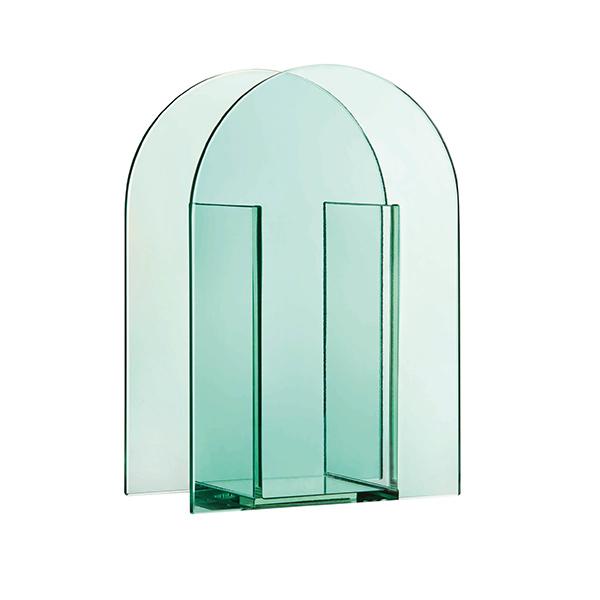 Vase en verre, Arch - HKliving