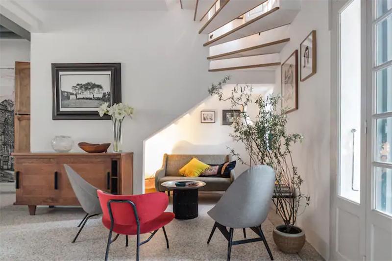 Maison d'hôtes située à Arles, plein de charme, mélange de style vintage et provincial