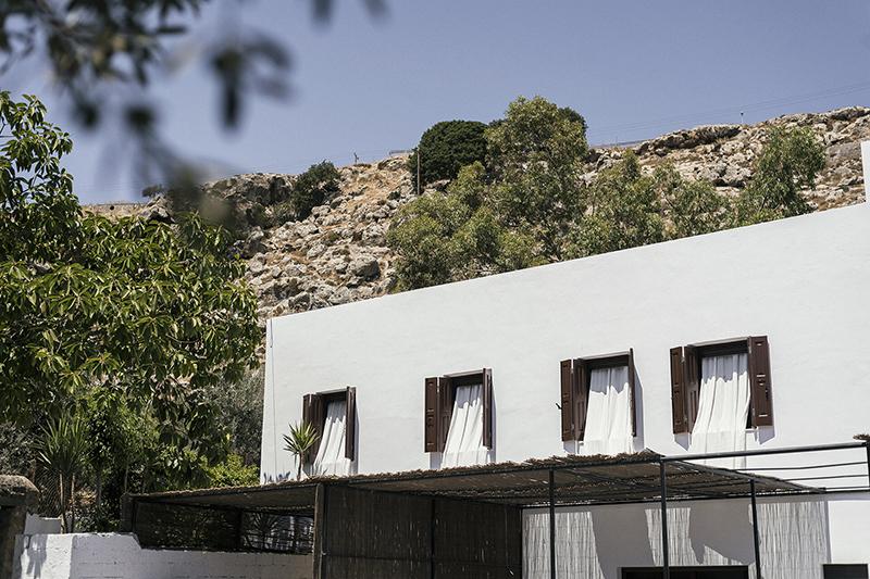 L'Hôtel Casita Casita à Lindos