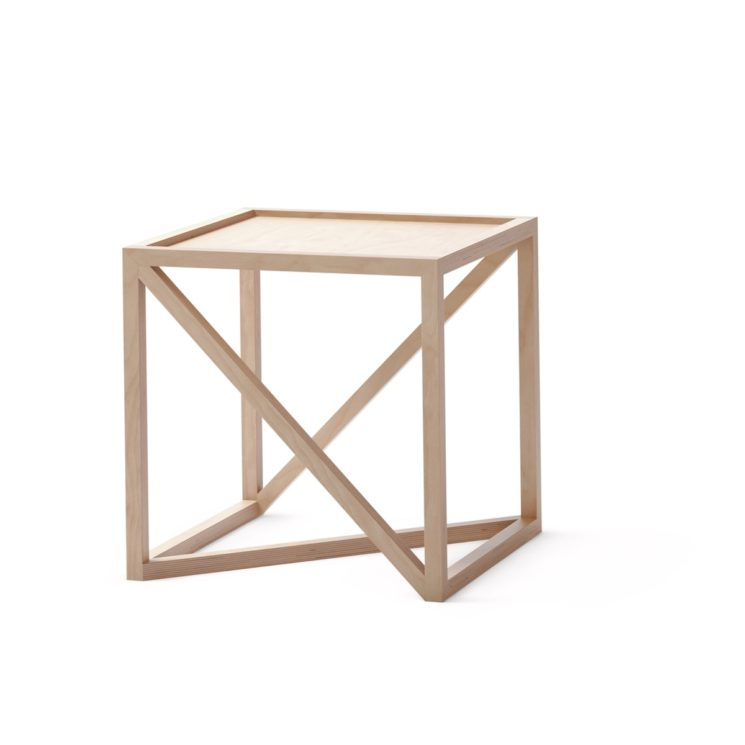Table d'appoint, FIRST, Almost sur designer Box