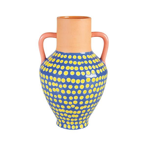 Vase en grès - Klevering