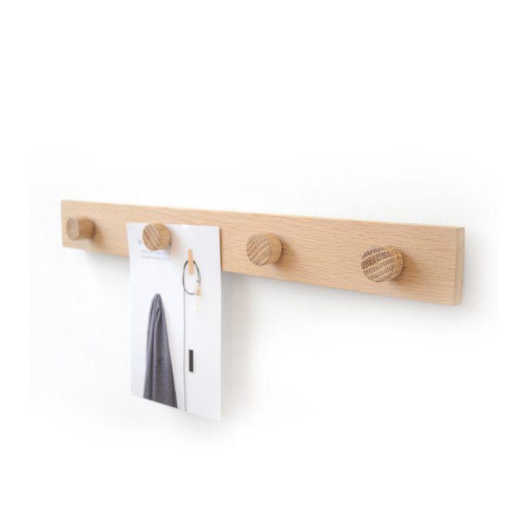 Rail magnétique en chêne - Utology sur Designer Box