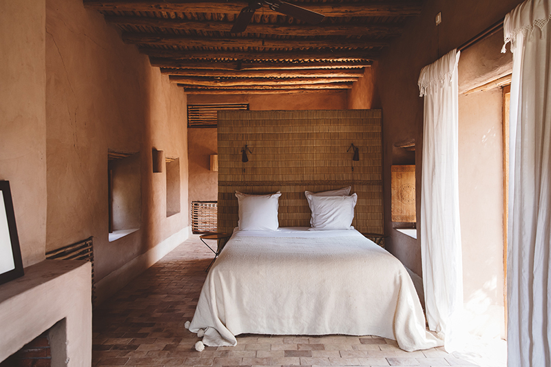 Berber Lodge une ambiance wabi sabi, désert