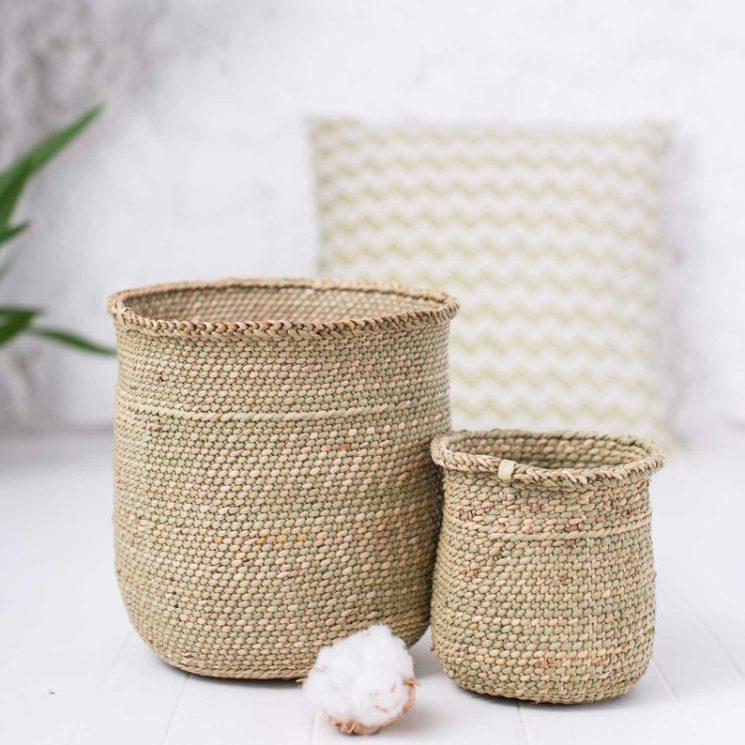 Panier iringa, tissé à la main, à partir de 39,33 € sur la boutique Etsy The Basket Room