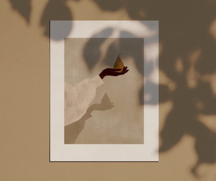 Impression Fine Art Giclee sur du papier d'artiste lisse et mat sur la boutique Etsy de Carla Llanos, à partir de 44 €.