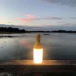 La Lampe Nomade Elo par Designerbox et Leroy Merlin