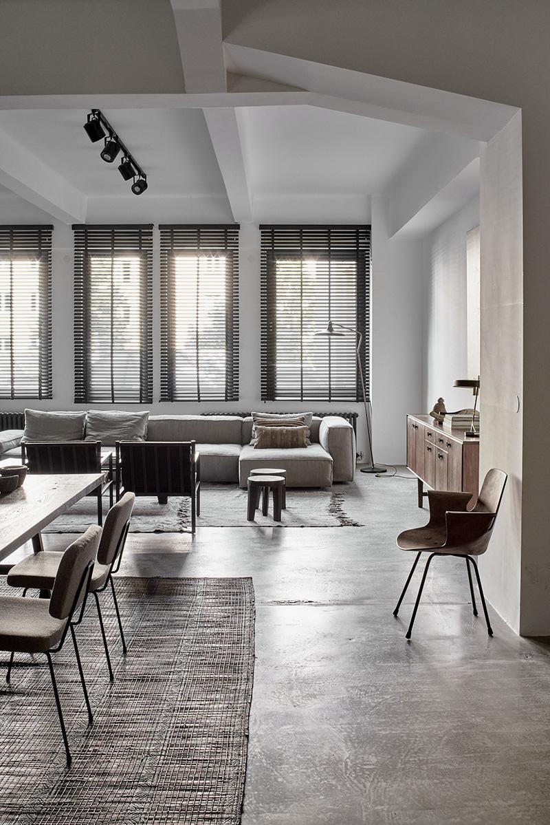 Design intérieur : Annabell Kutucu - Projet No ordinary apartment