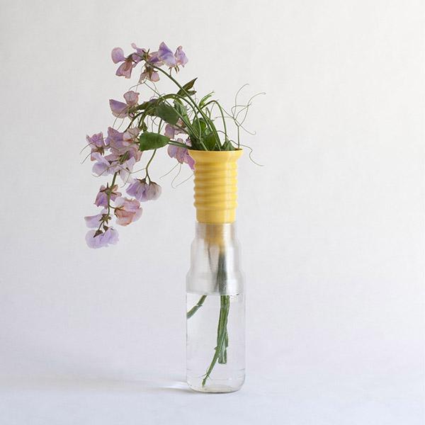 Demi-vase Mimo, modèle 1 - Warren & Laetitia sur Designer Box