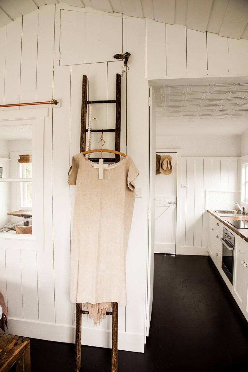 Bushy Summers : une cabane d'été en Tasmanie / Photo : Claire Lloyd